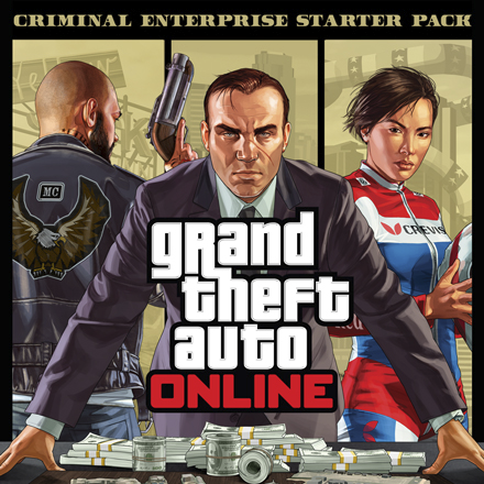 Grand Theft Auto Online: Criminal Enterprise Pack - Store Art