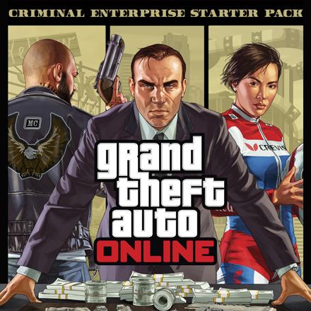 Grand Theft Auto Online: حزمة Criminal Enterprise - صورة فنية للمتجر