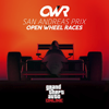 Grand Theft Auto Online - Open Wheel Races Key Art