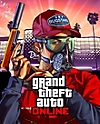 Grand Theft Auto V - Game Overview - Franklin Key Art