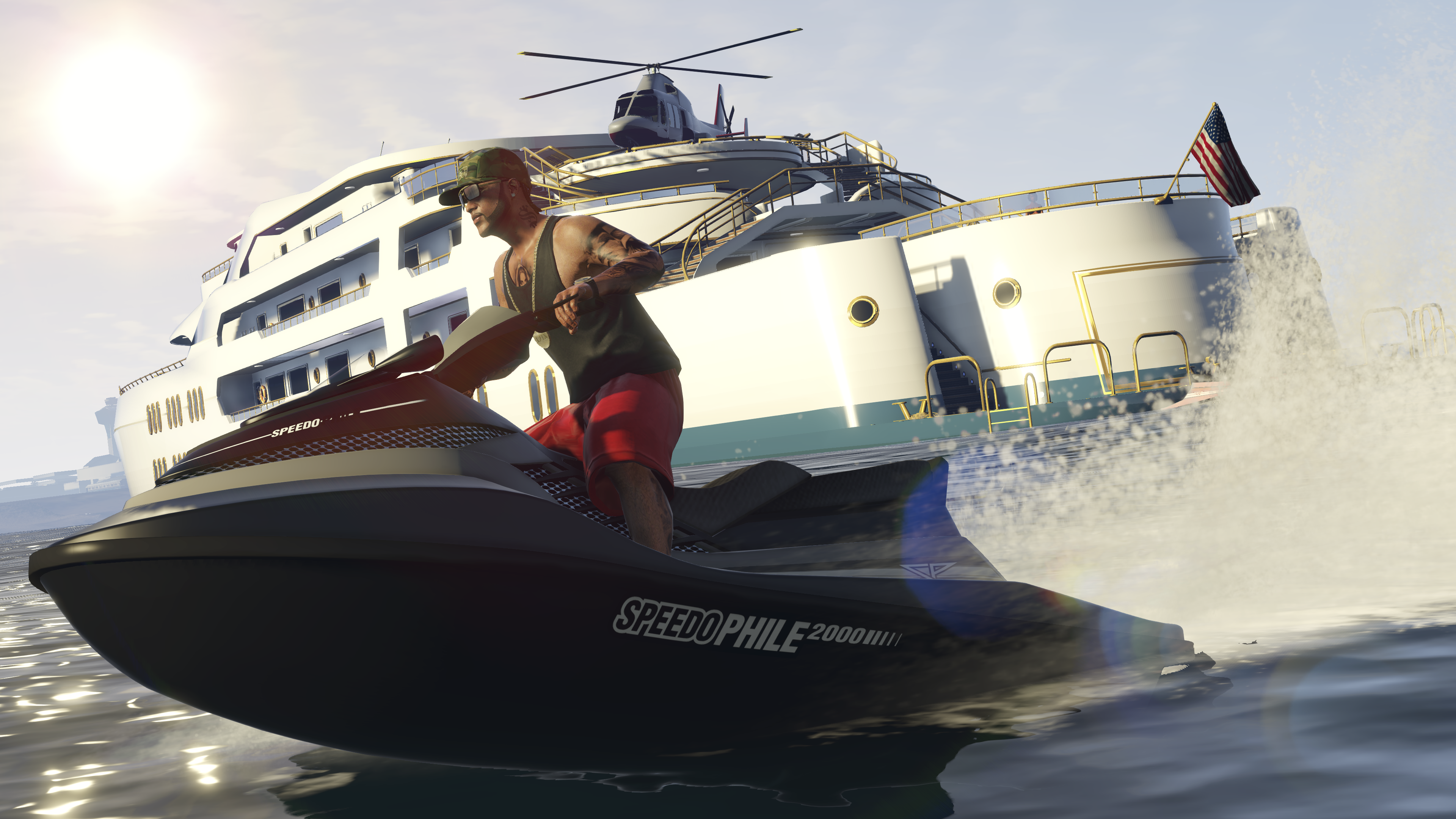 Grand Theft Auto Online – galleriskjermbilde 3