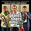 Grand Theft Auto V: Premium Edition + Whale Shark Card Bundle - Store Art