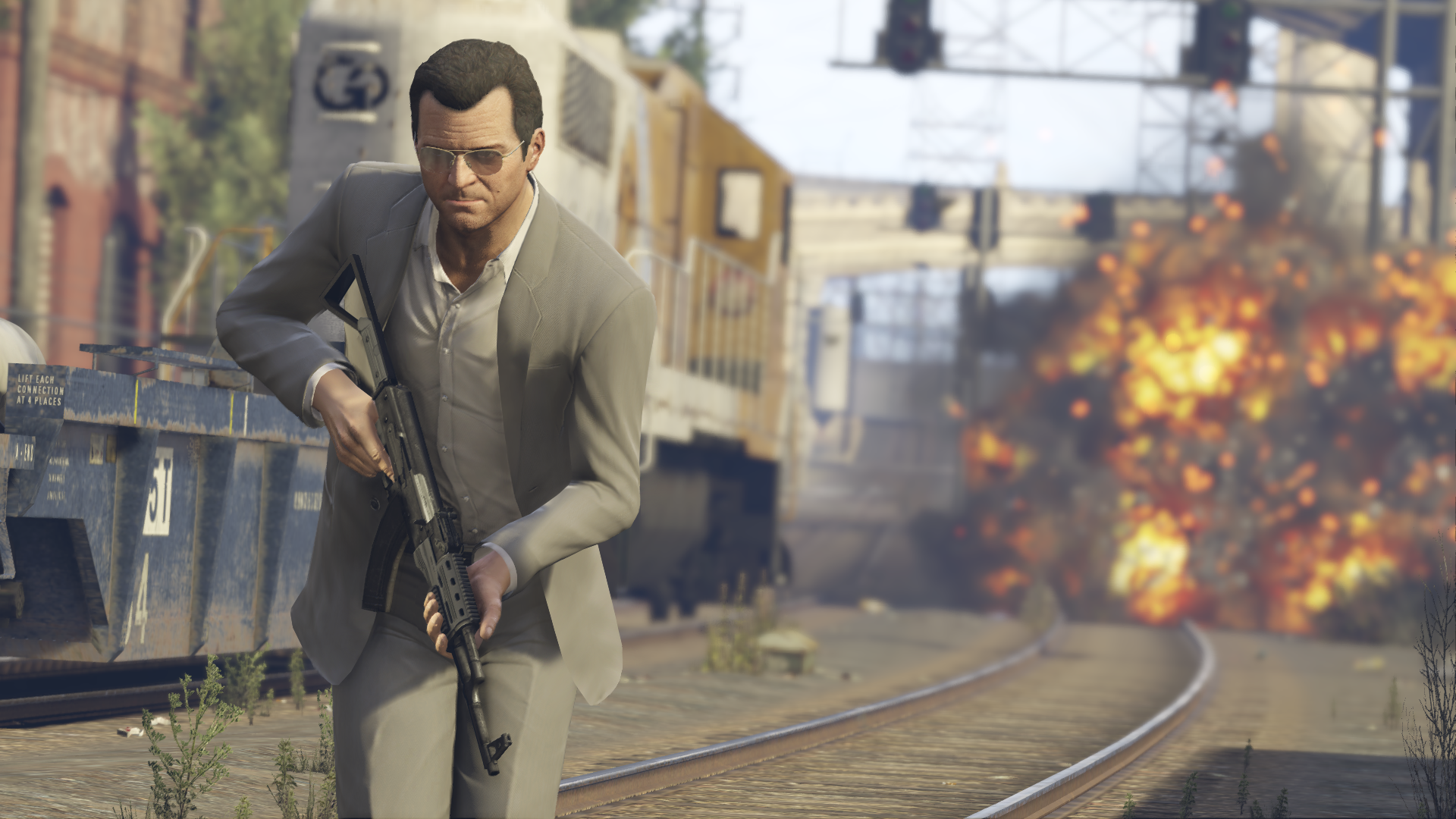 Grand Theft Auto V - Gallery Screenshot 2