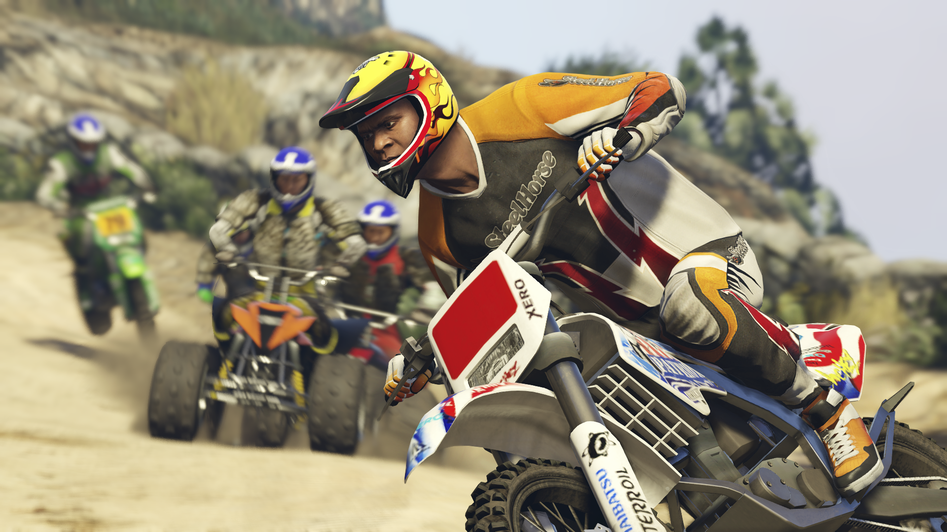 Grand Theft Auto V - Gallery Screenshot 3