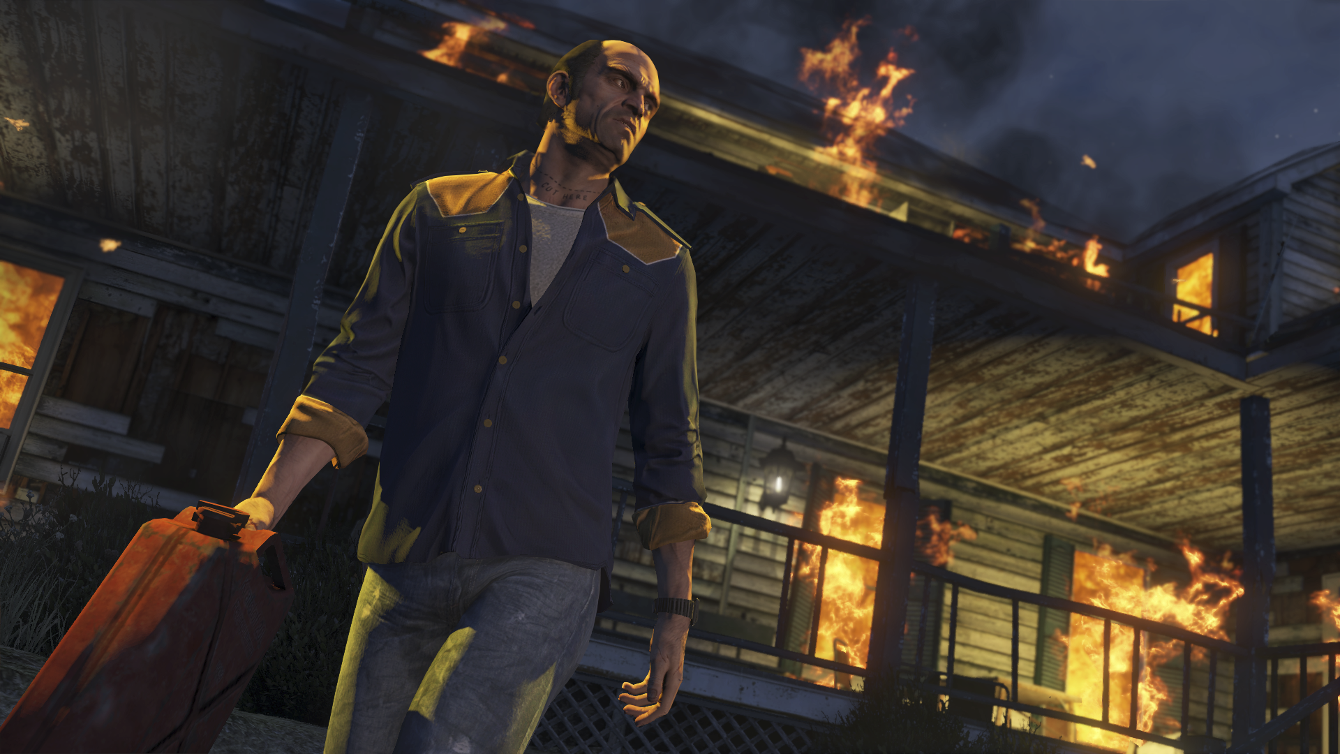 Grand Theft Auto V - Gallery Screenshot 4