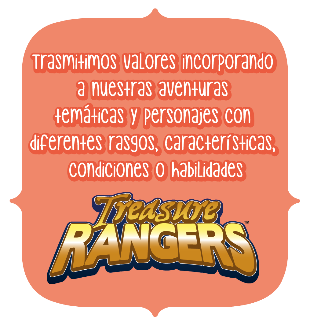treasure ranger