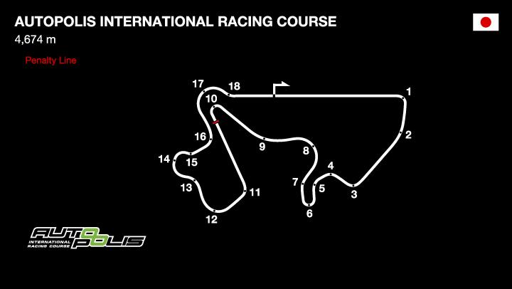 オートポリス コース画像