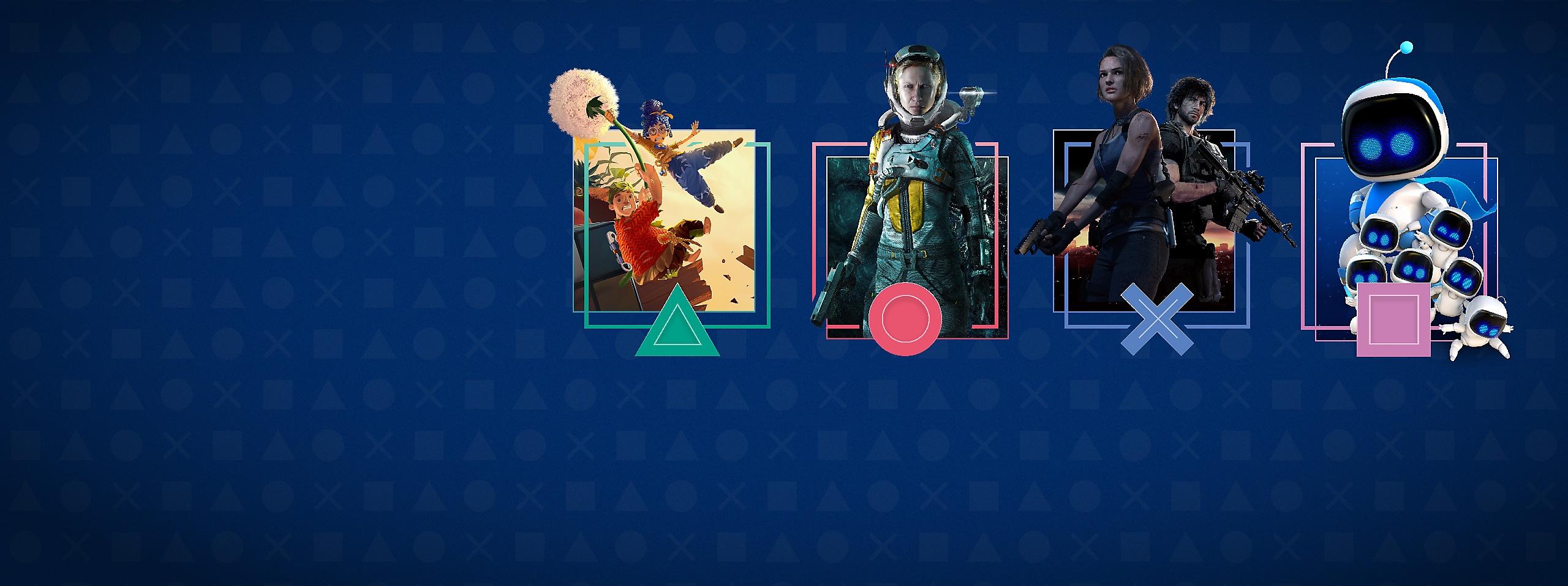 Tento mesiac na PlayStation: Hry pre mamky – kľúčová grafika