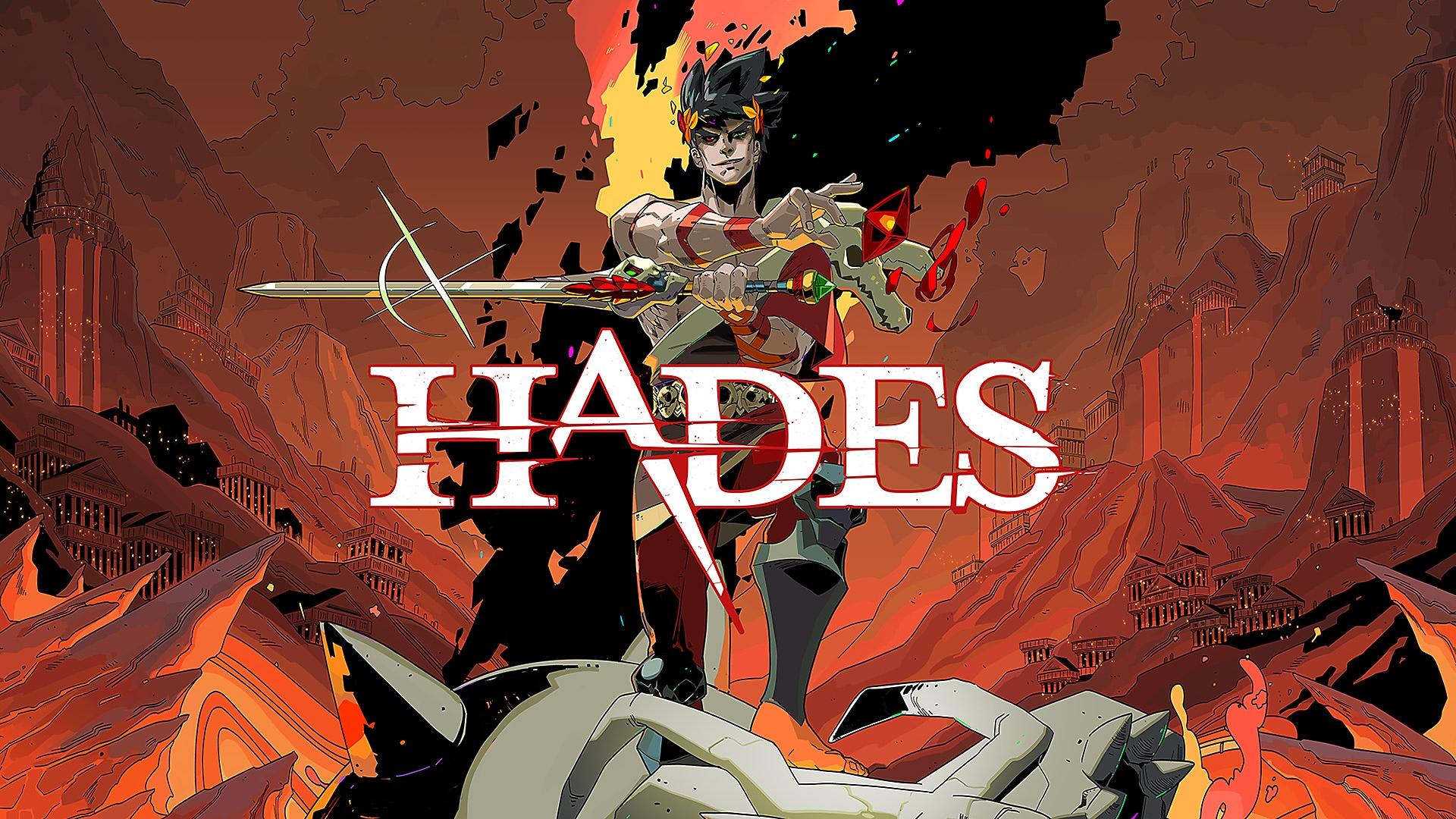 عمل Hades الفني