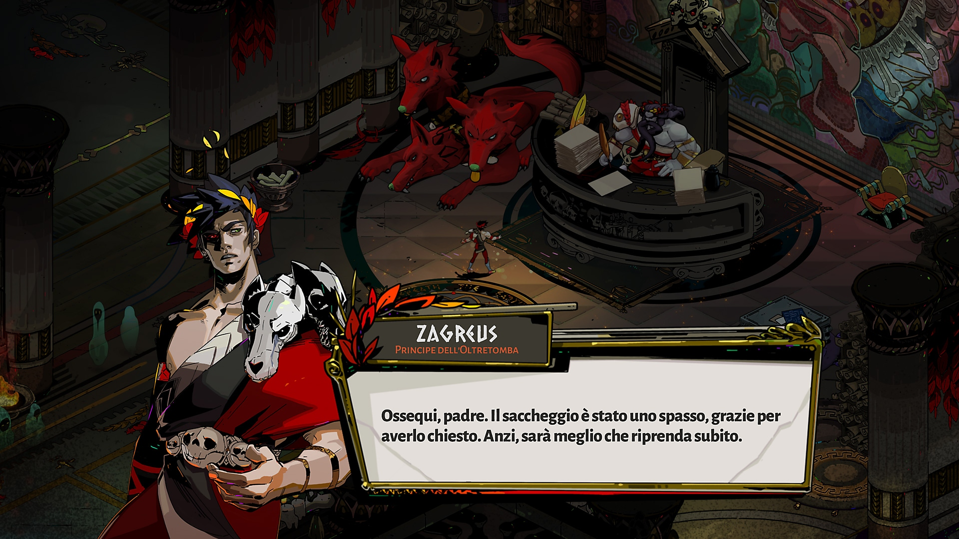 Istantanea della schermata Hades