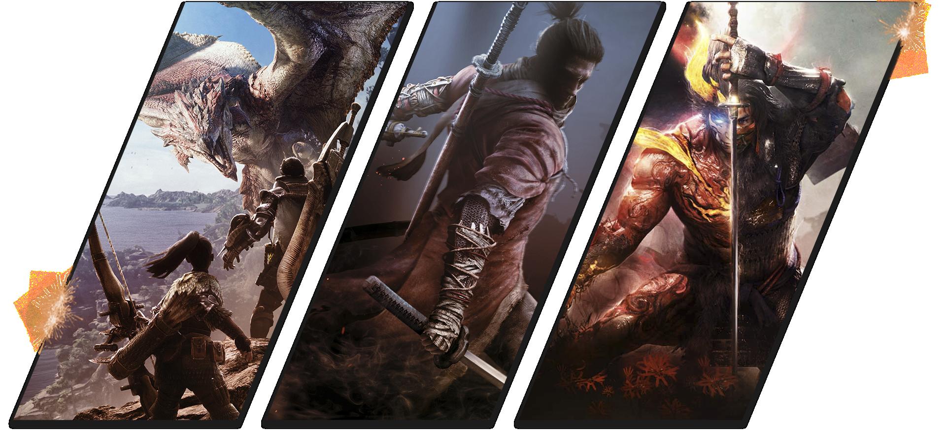 Самые сложные игры на PS4