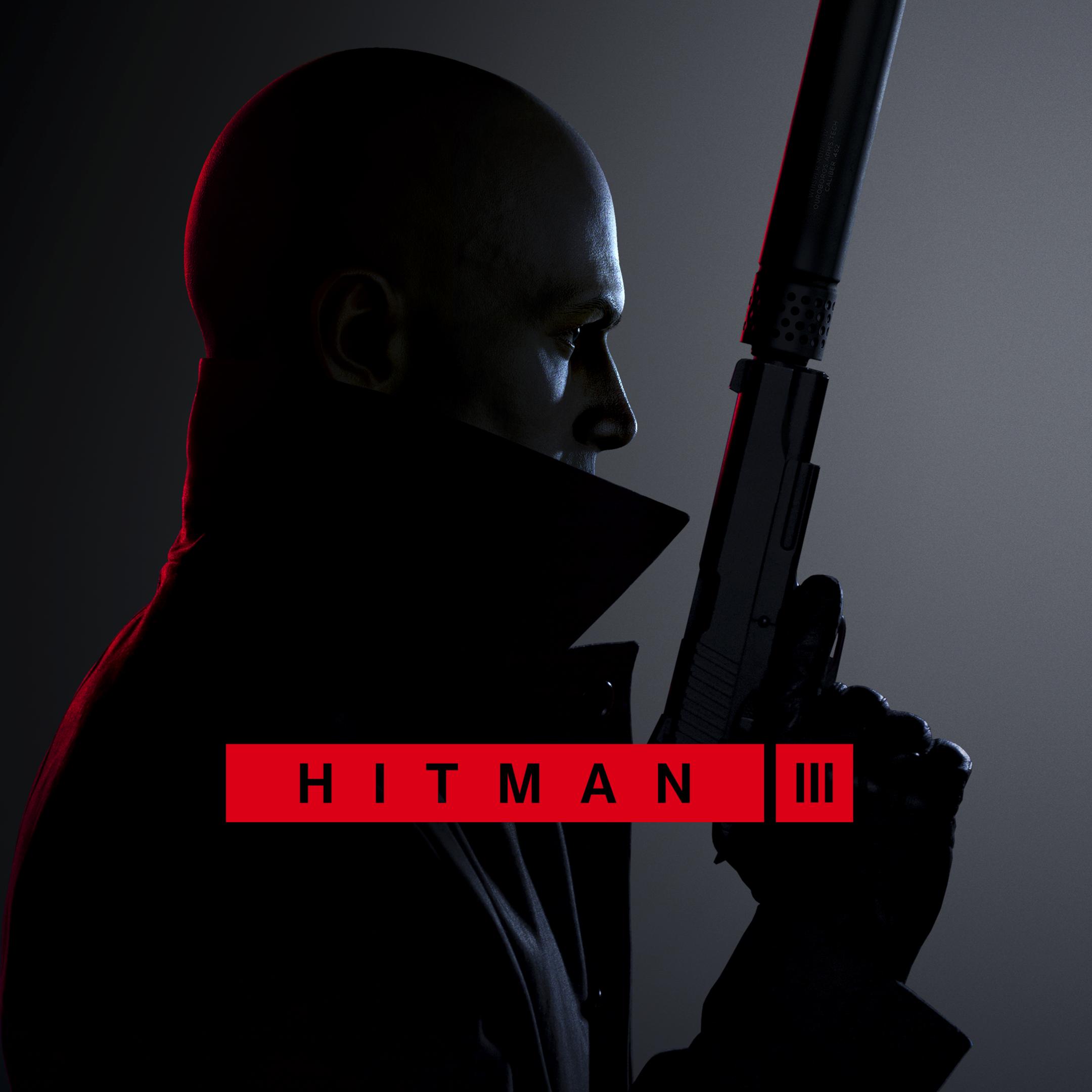 Hitman 3 - Store Art