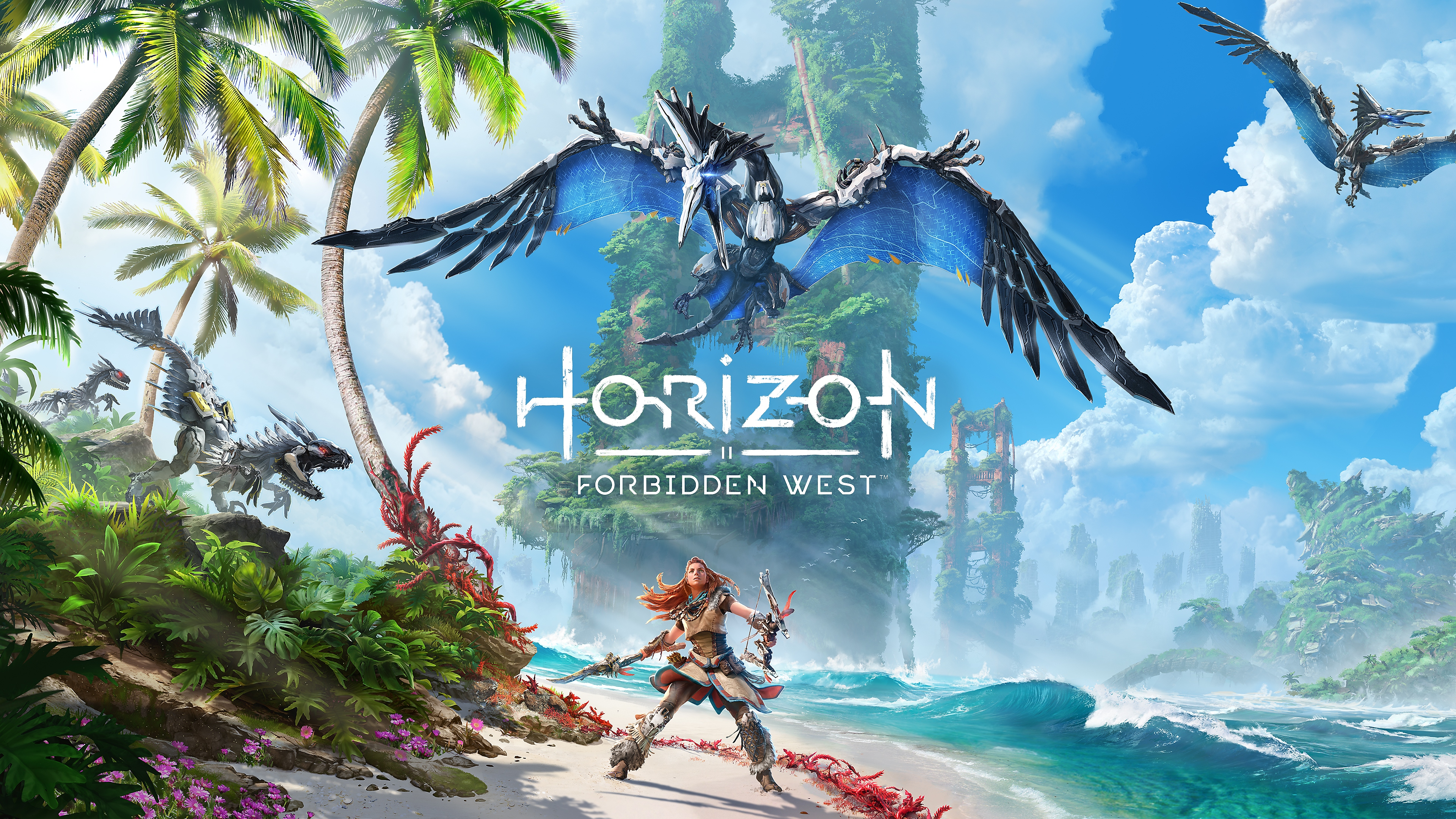 Horizon Forbidden West desktop wallpaper