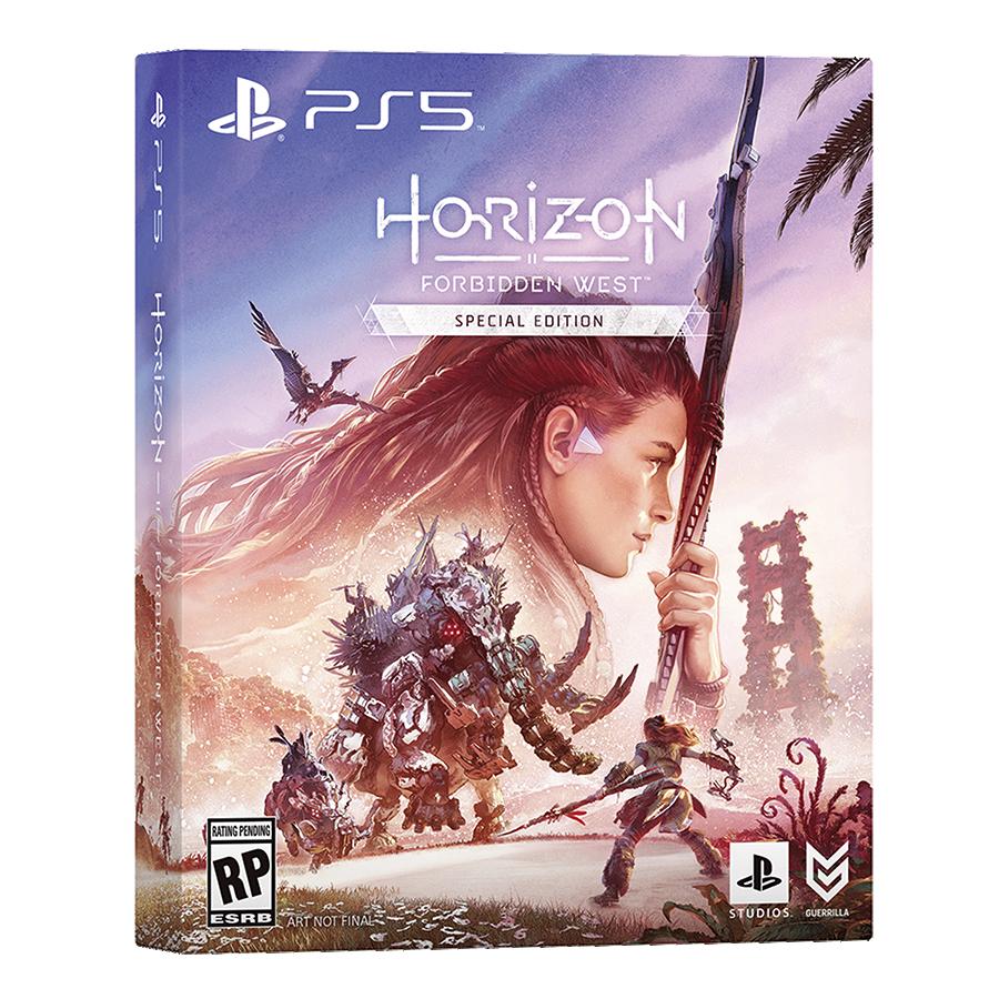 horizon forbidden west ps5 special