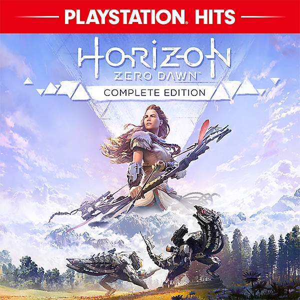 Horizon Zero Dawn Complete Edition PlayStation Hits