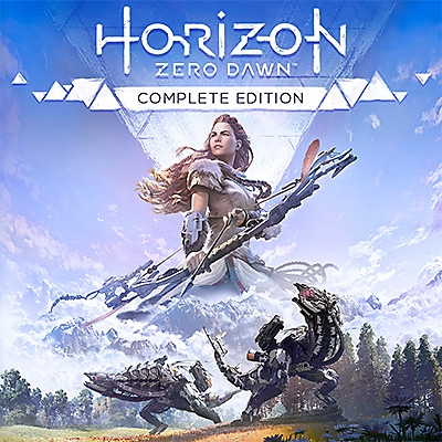 إصدار Complete من لعبة Horizon Zero Dawn