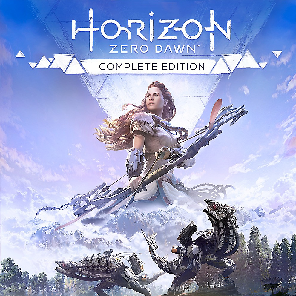 Horizon Zero Dawn Play at Home