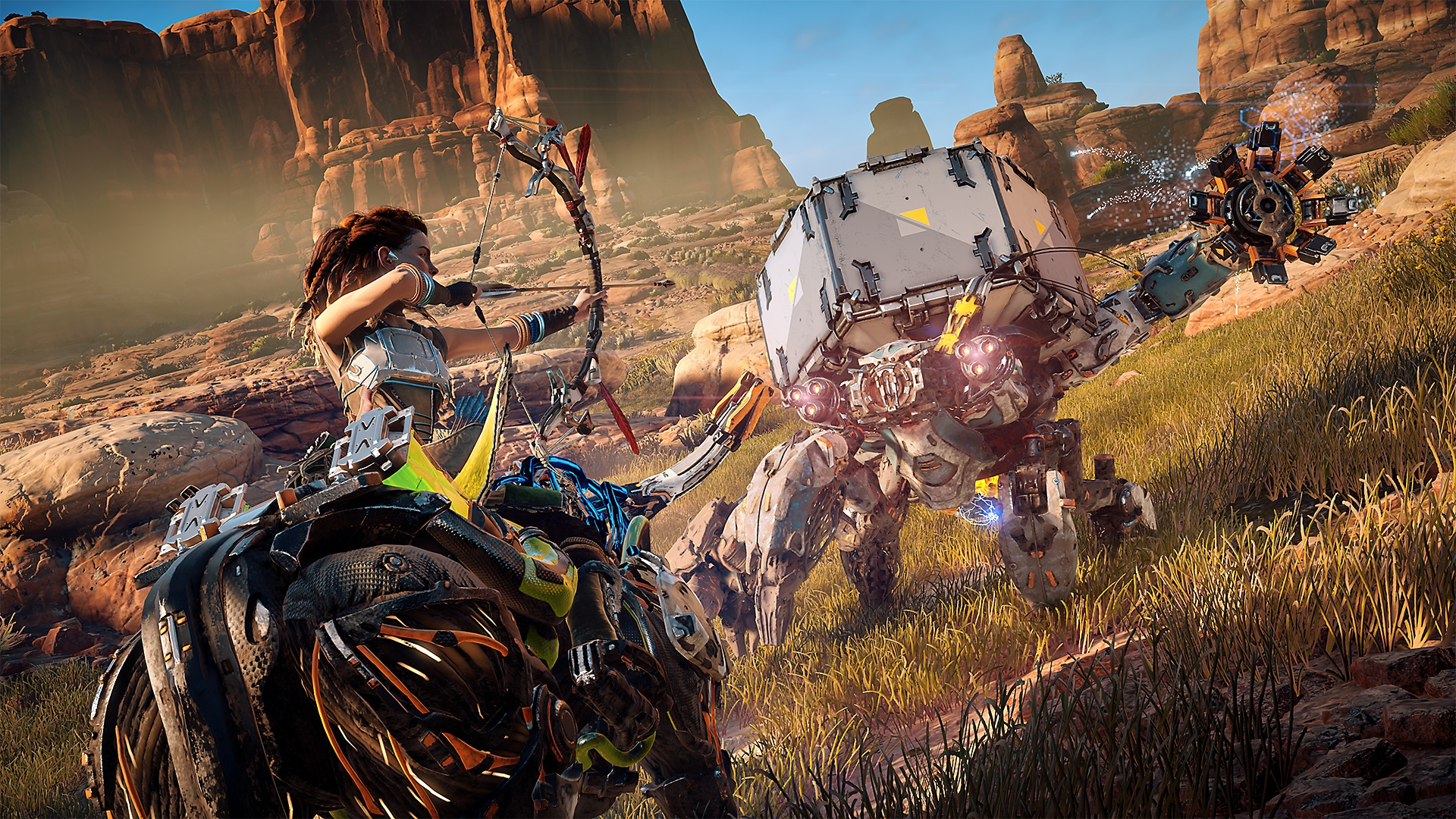 horizon zero dawn hunt