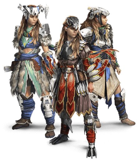 horizon zero dawn outfits