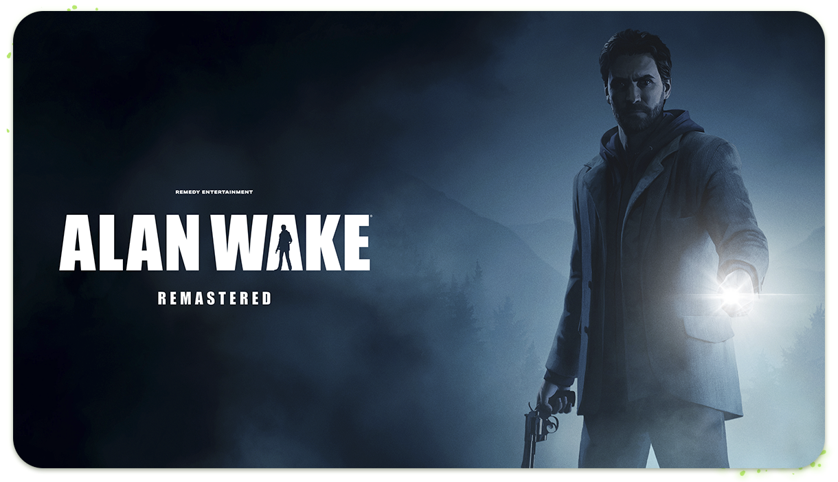 Alan Wake Remastered - Launch Trailer | PS5, PS4