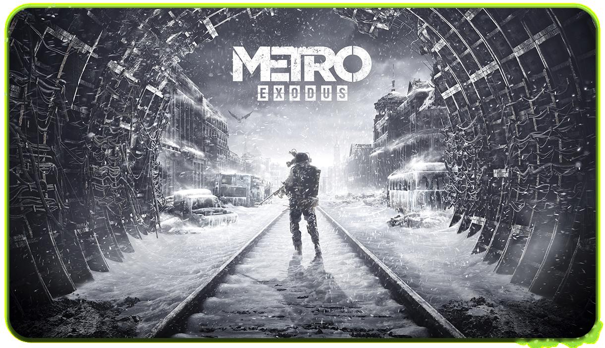 Metro Exodus - Launch Trailer I PS5