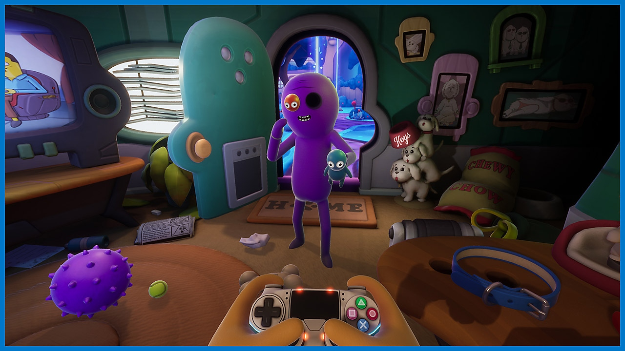Trover Saves The Universe – Releasedatumtrailer