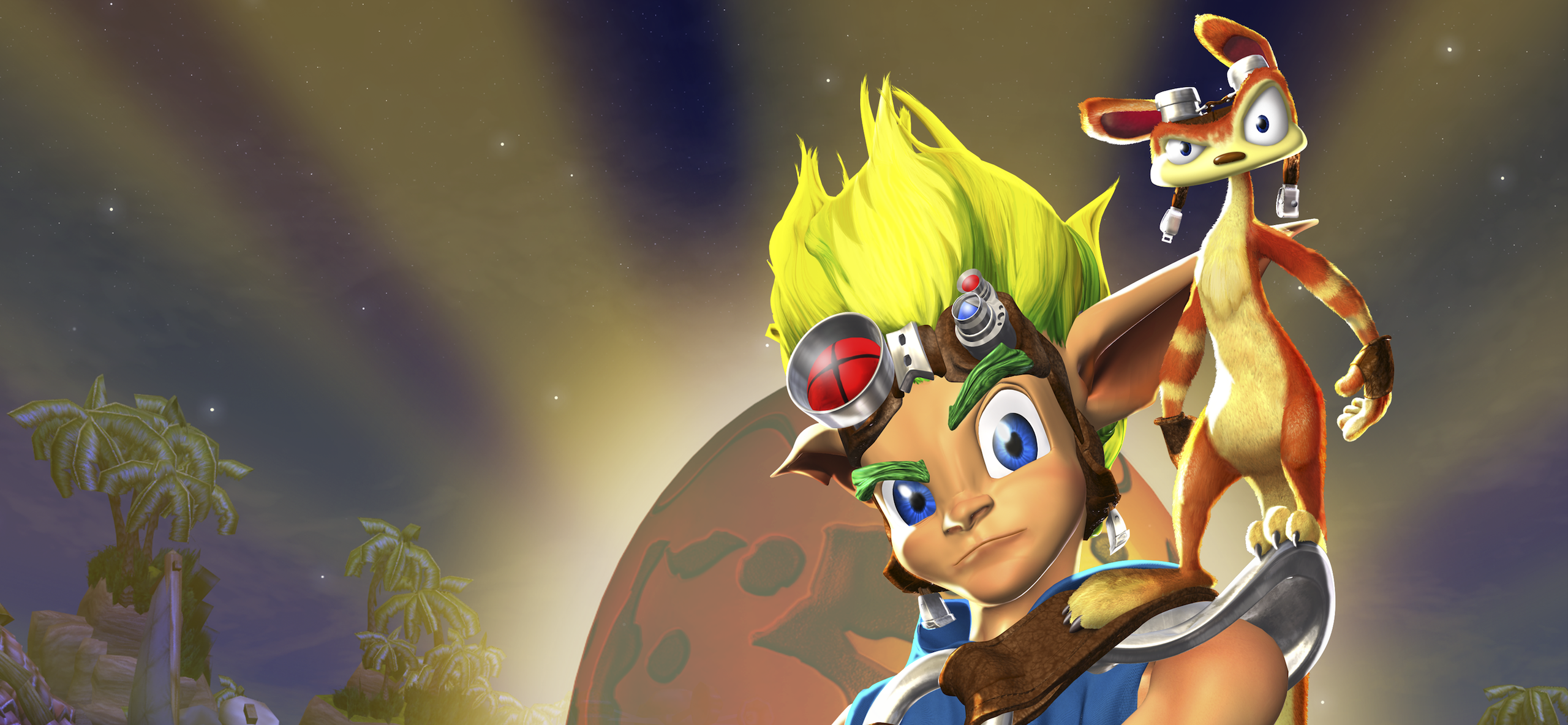 jak and daxter hero