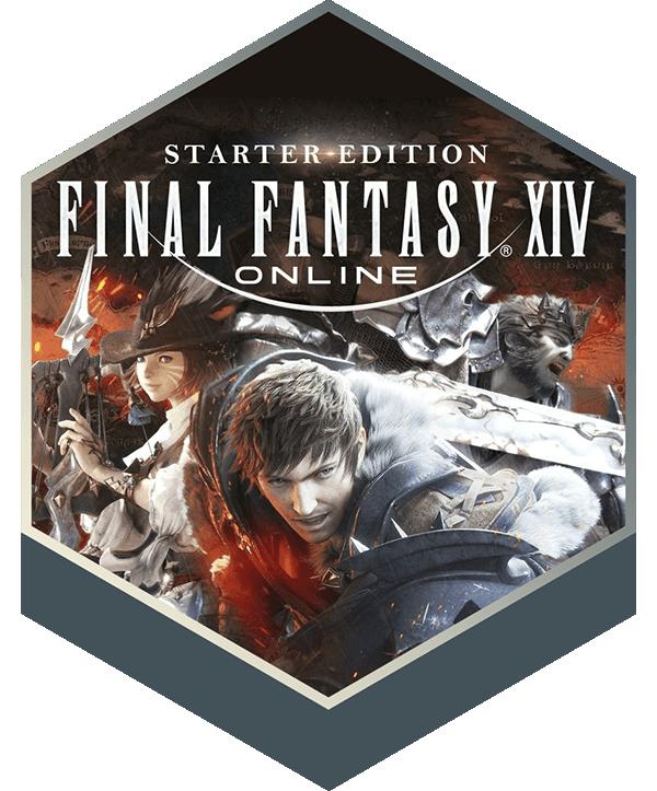 لعبة Final Fantasy 14 على الإنترنت