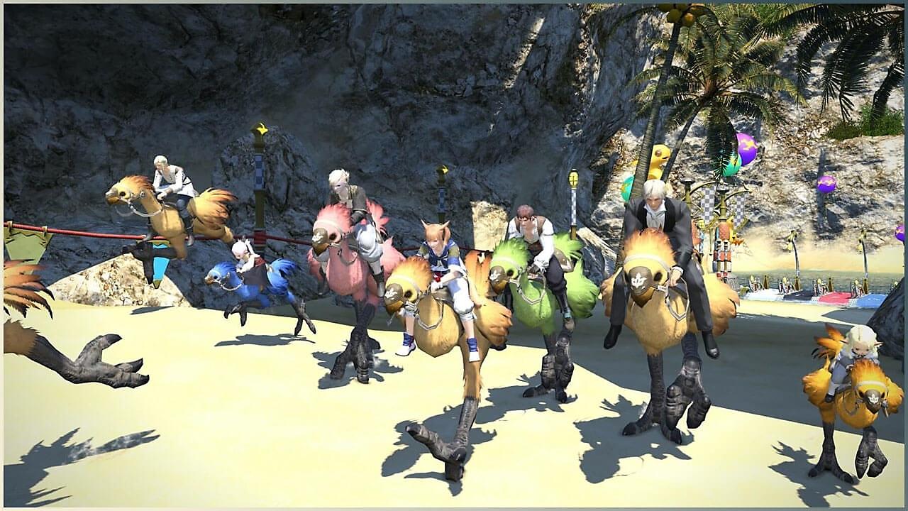 Final Fantasy XIV: A Realm Reborn - PS4 Trailer