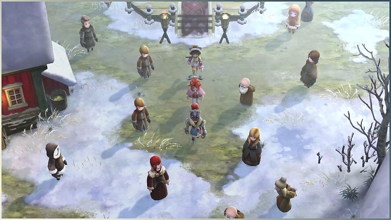 I am Setsuna - An Unforgettable Journey Launch Trailer | PS4