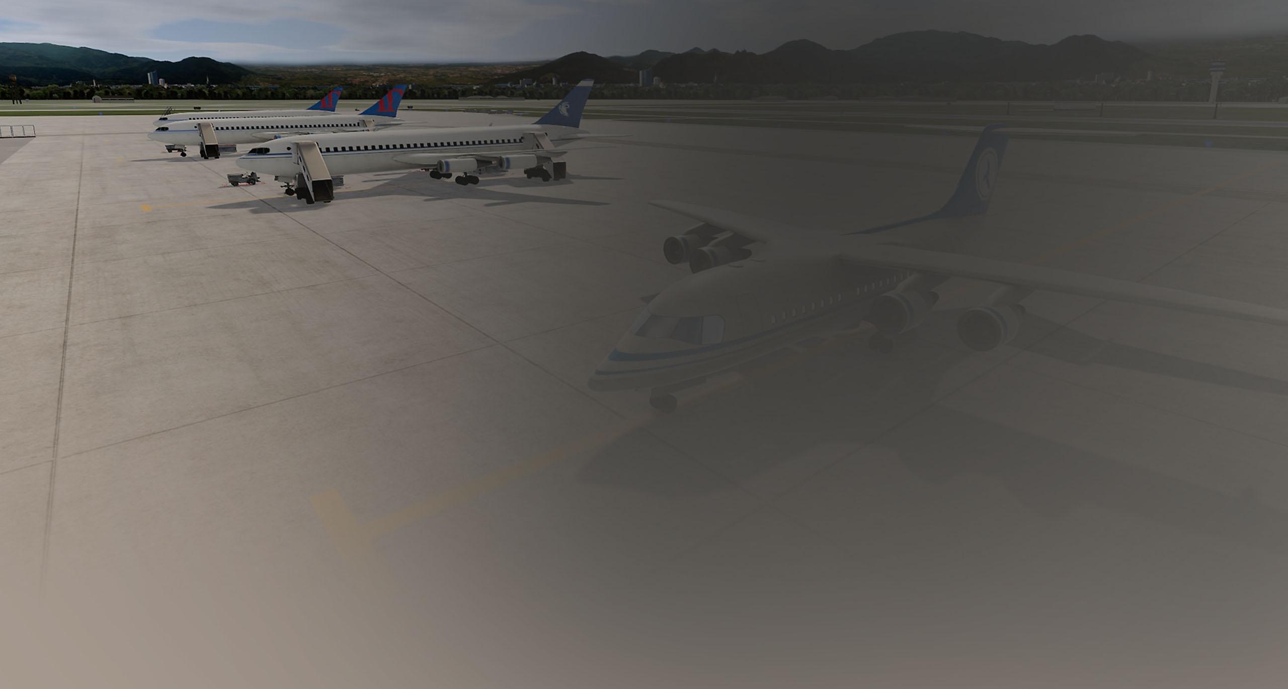 Airport Simulator2019