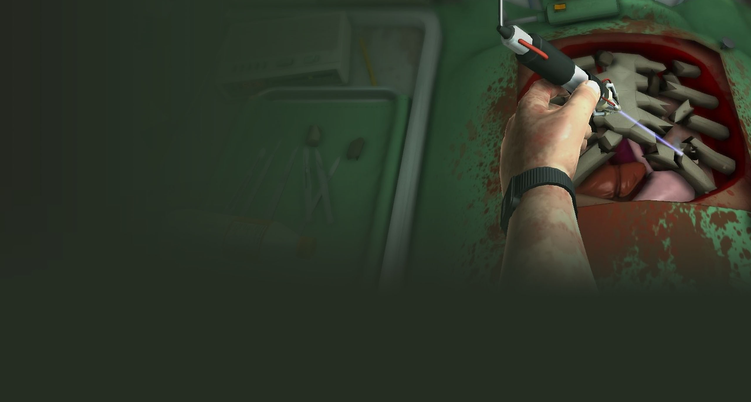 Surgeon Simulator: A&E Anniversary Edition