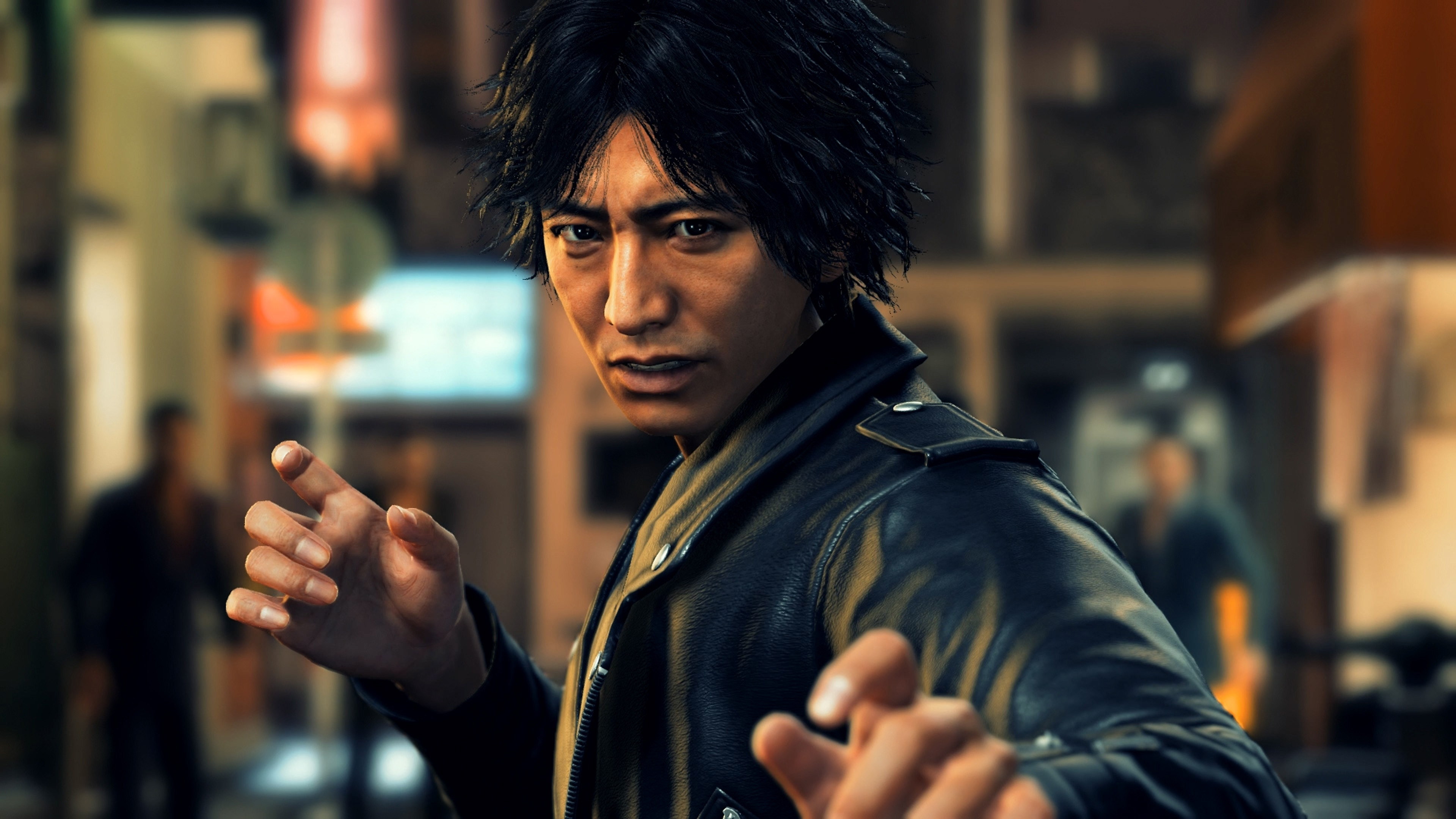 Judgment - Key Features Screenshot 1