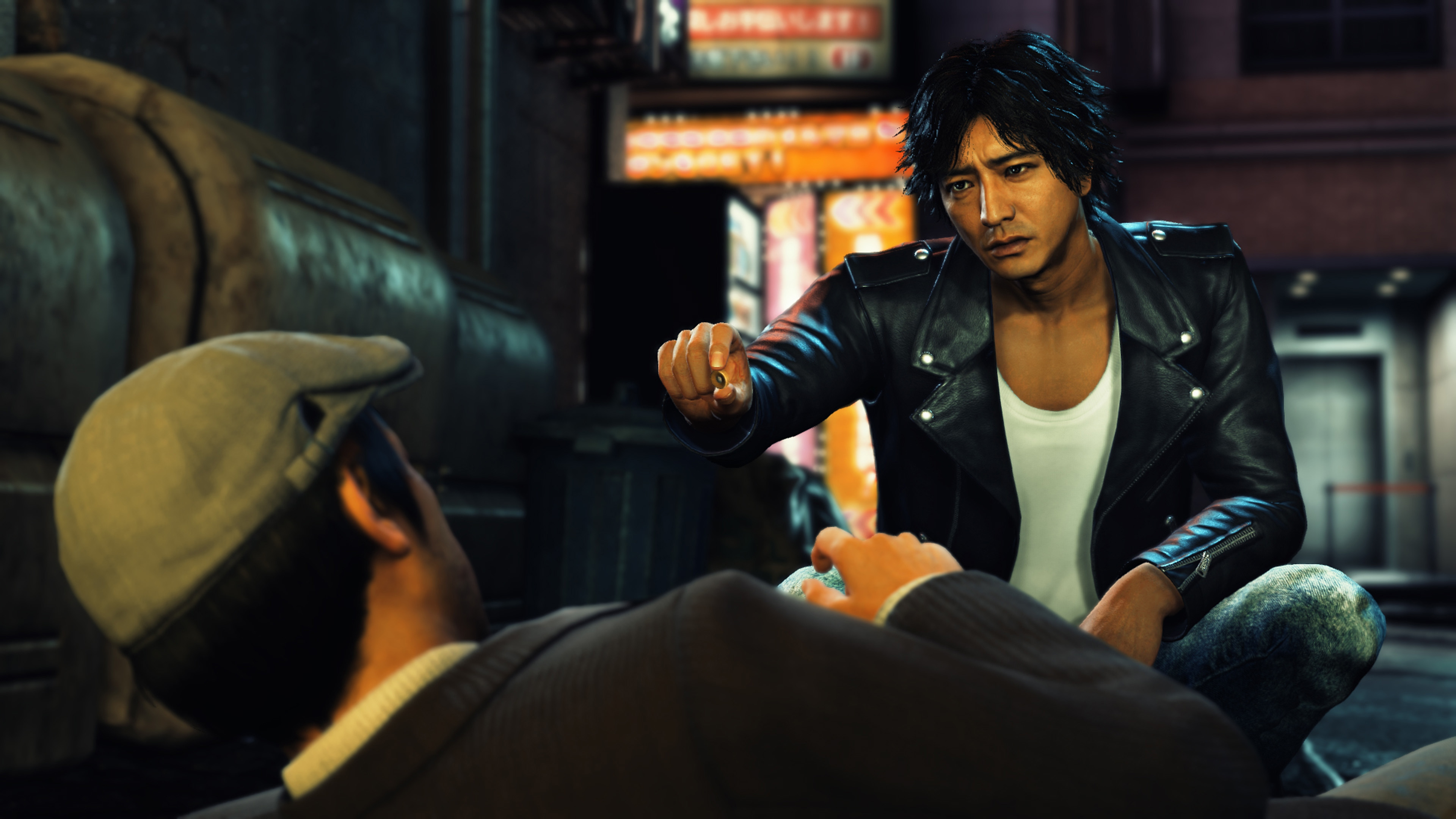 Judgment - Key Features Screenshot 2