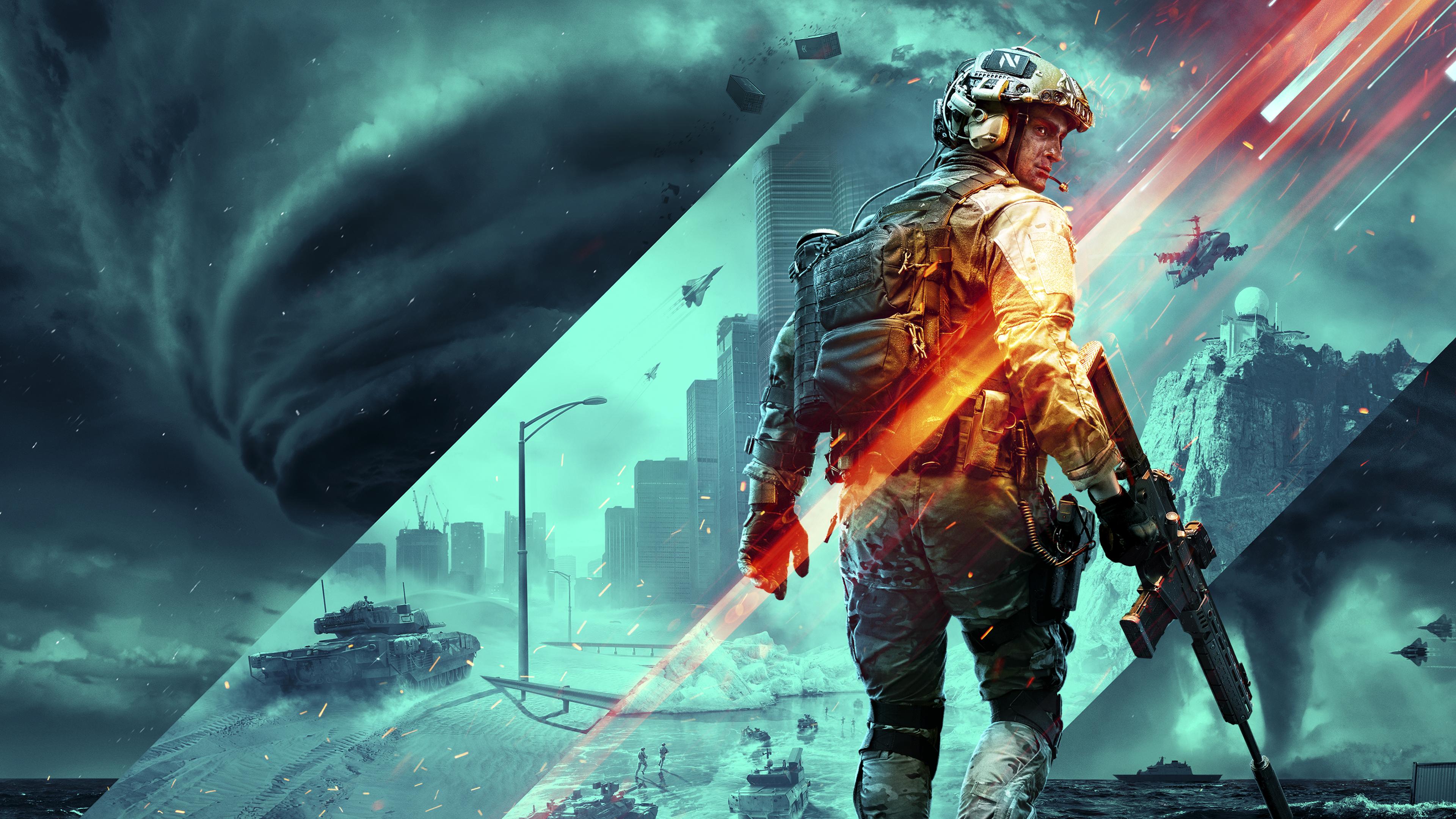 Immagine principale di Battlefield 2042