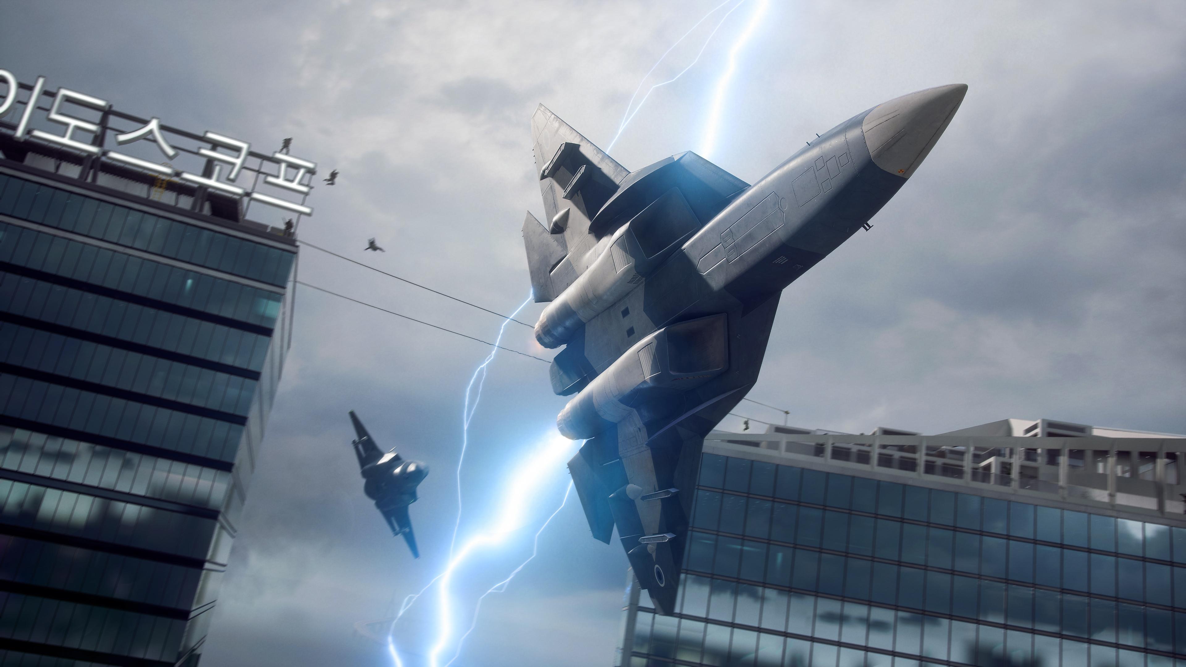 Istantanea della schermata di Battlefield 2042