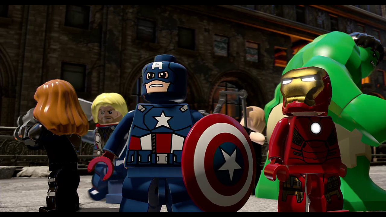 LEGO マーベル アベンジャーズ - Gallery Screenshot 1