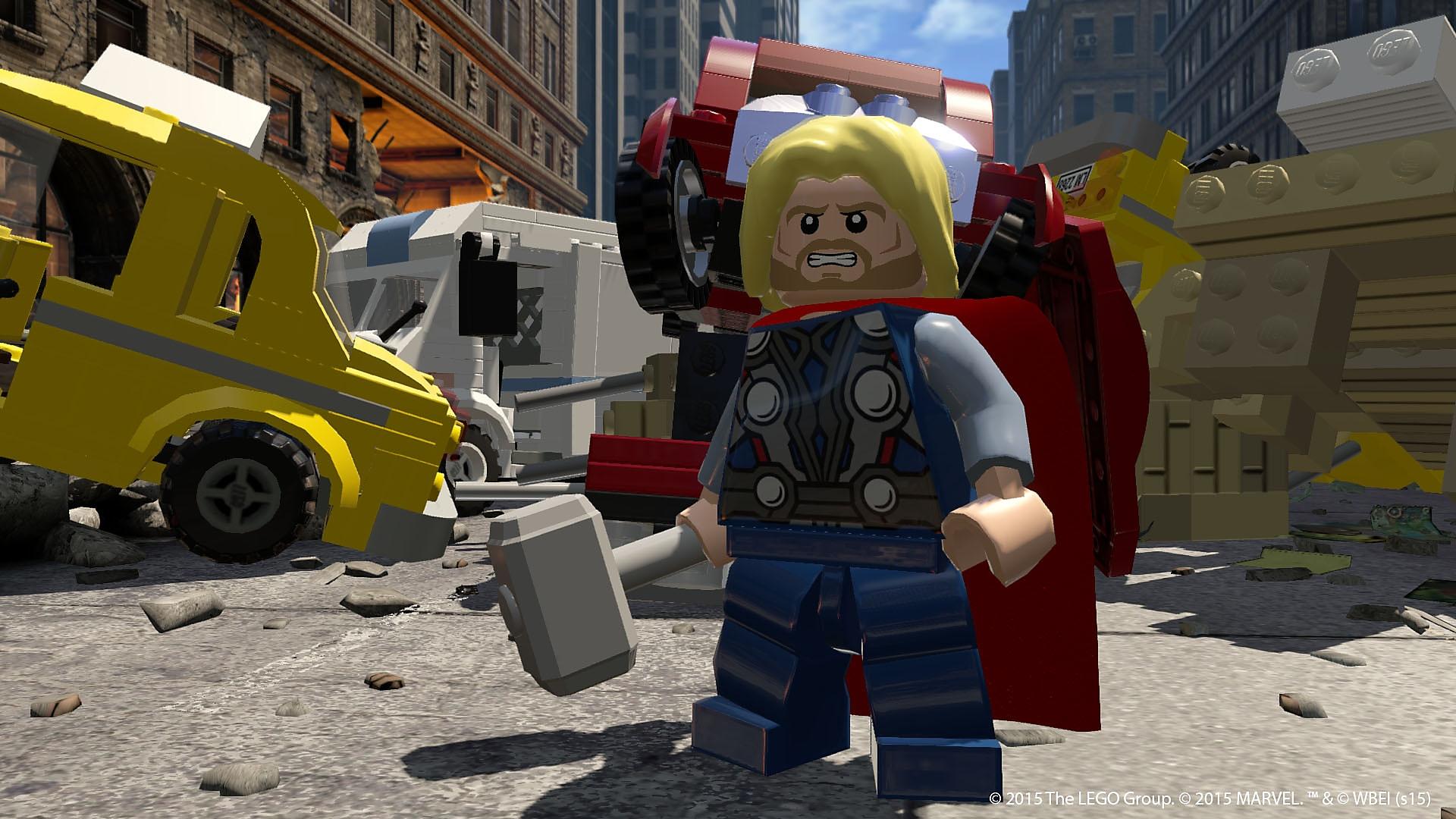 LEGO マーベル アベンジャーズ - Gallery Screenshot 4