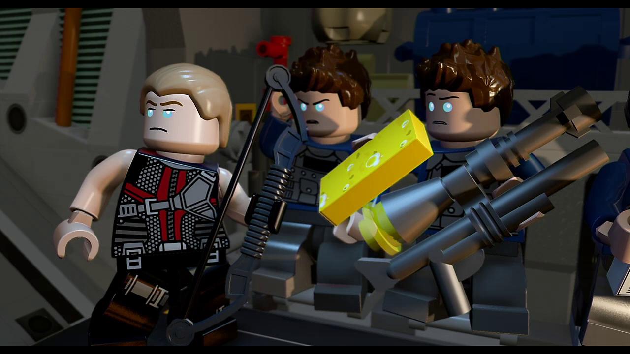 LEGO マーベル アベンジャーズ - Gallery Screenshot 7