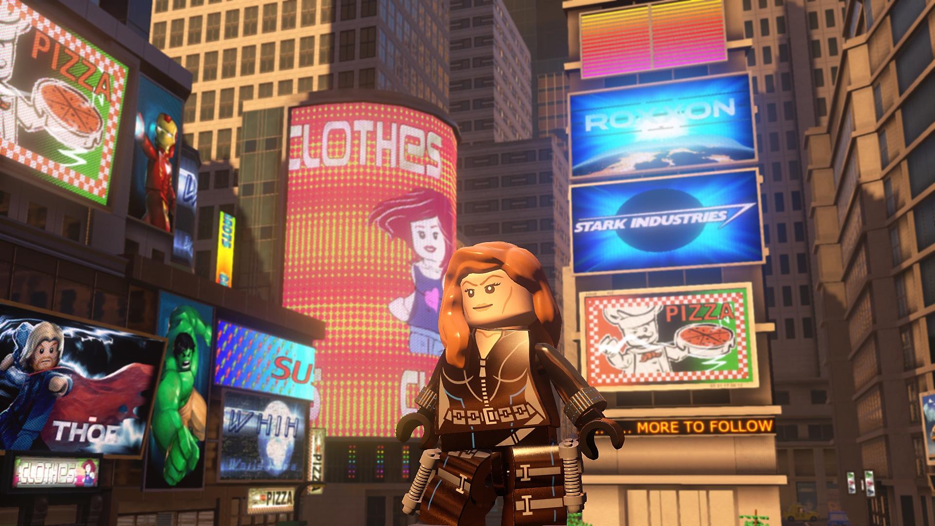 LEGO マーベル アベンジャーズ - Gallery Screenshot 2