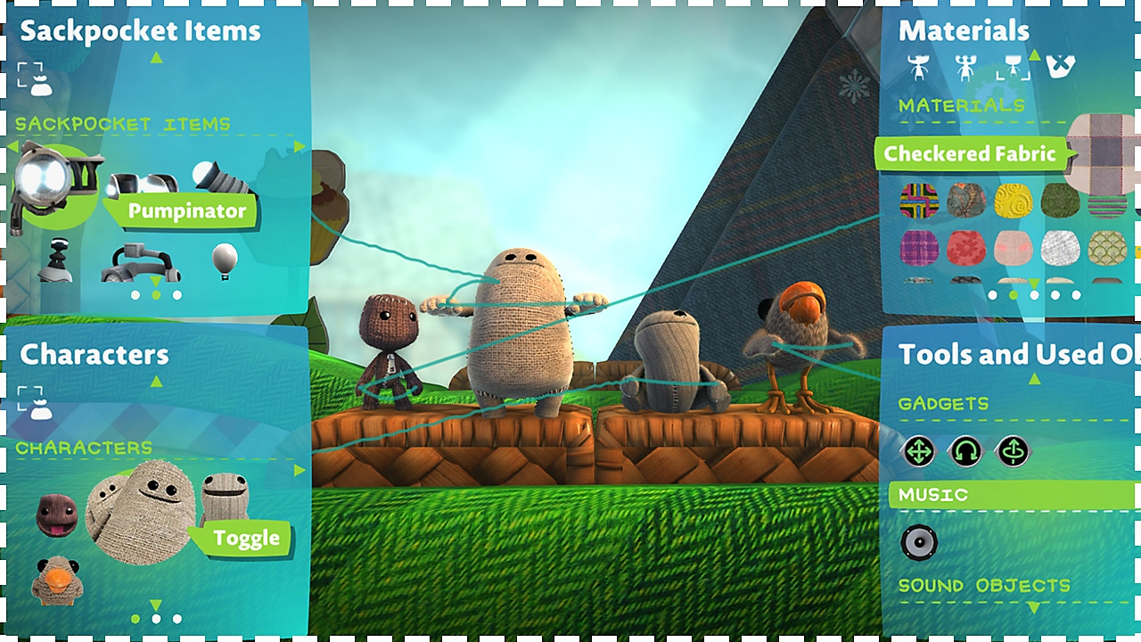 LittleBigPlanet 3 – Trailer de anunț E3 2014 (PS4)