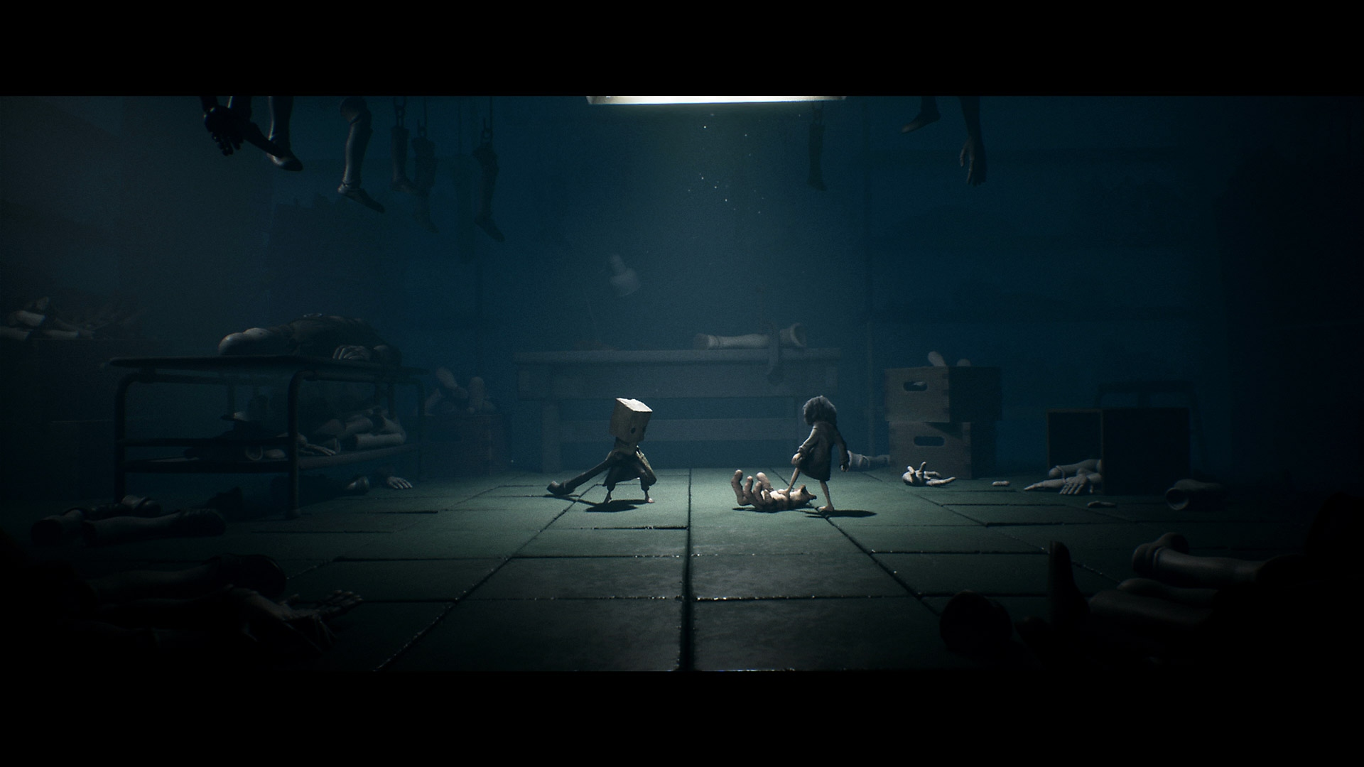 Little Nightmares II – Screenshot