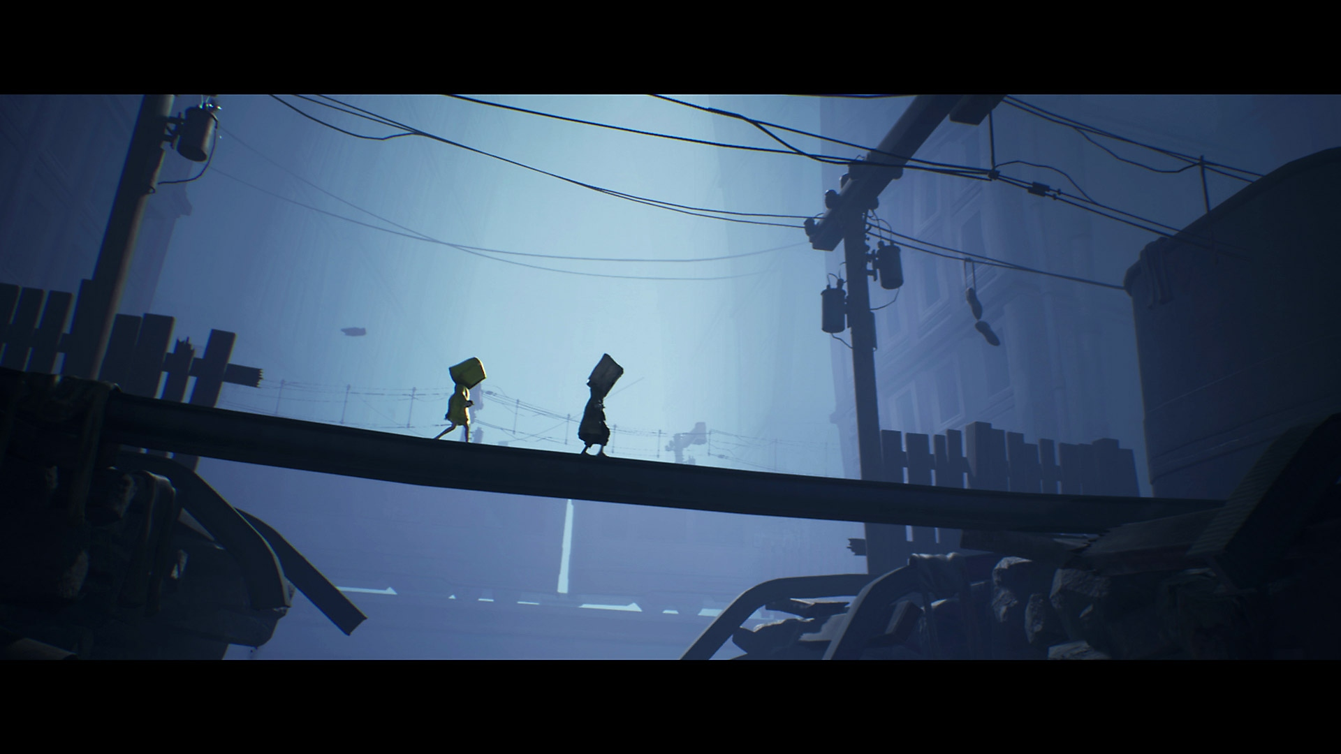 Little Nightmares II - Captura de pantalla