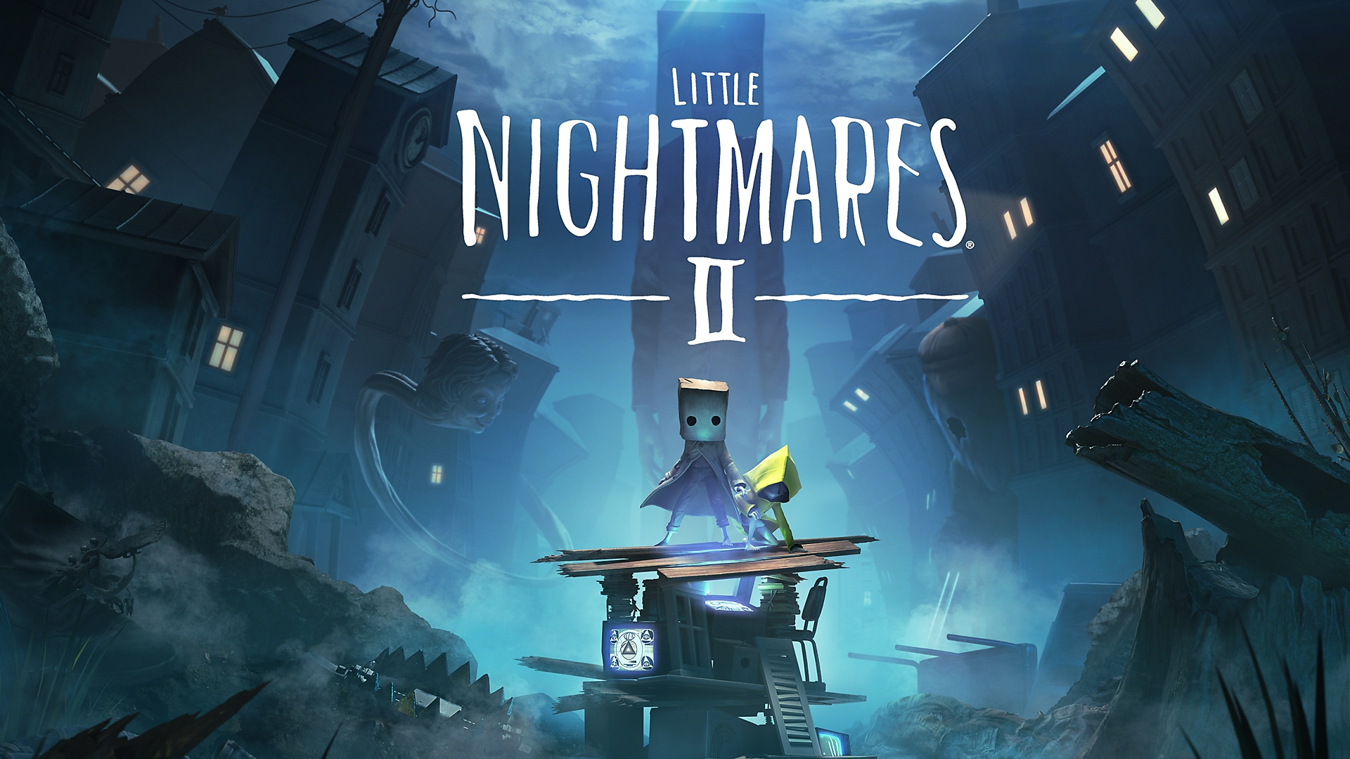 Little Nightmares II - Launch Trailer | PS4