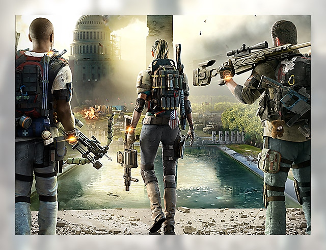 Looter shooters essential games pack art