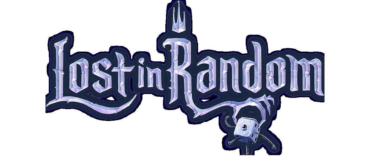 Lost in Random – logo