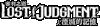 Lost Judgment - Logo