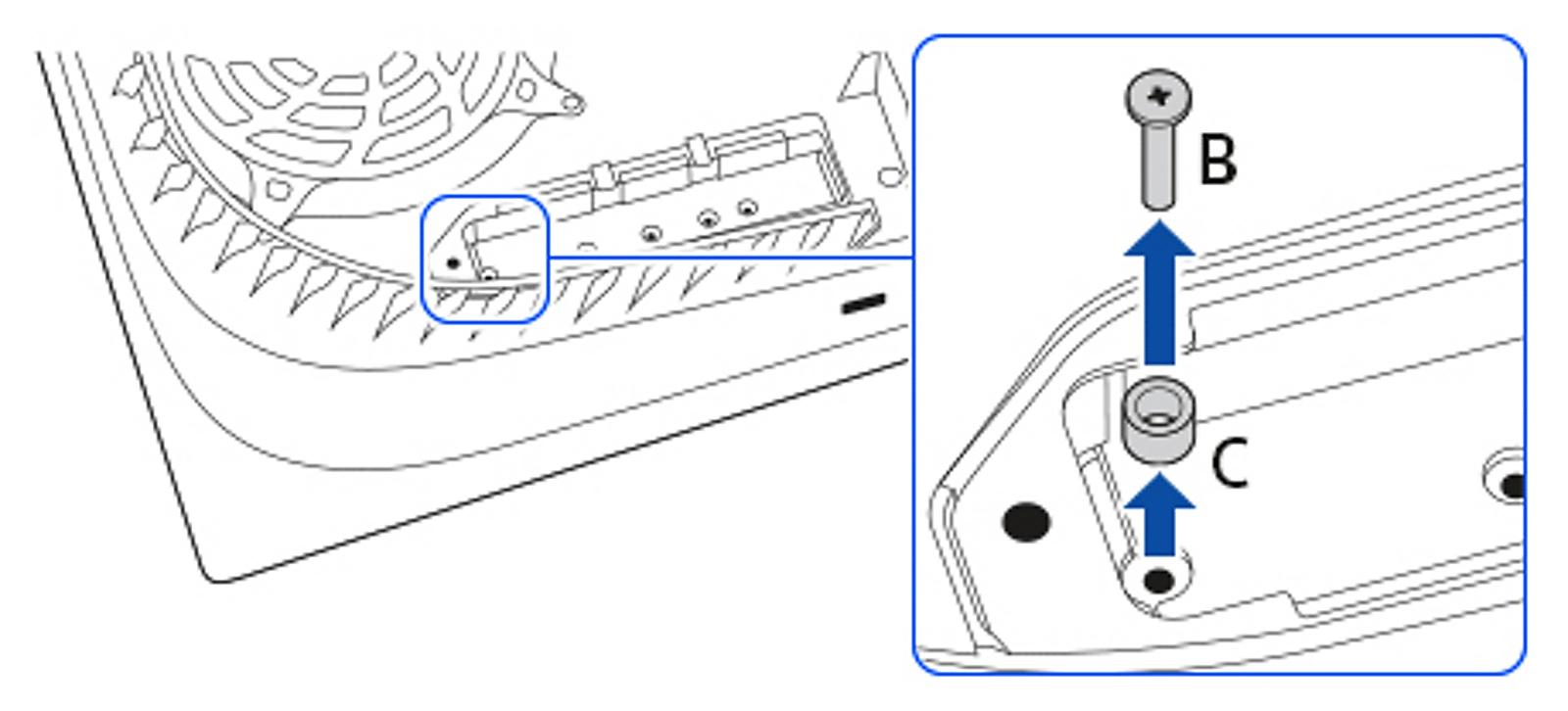 PlayStation 5: come si installa il secondo SSD M.2