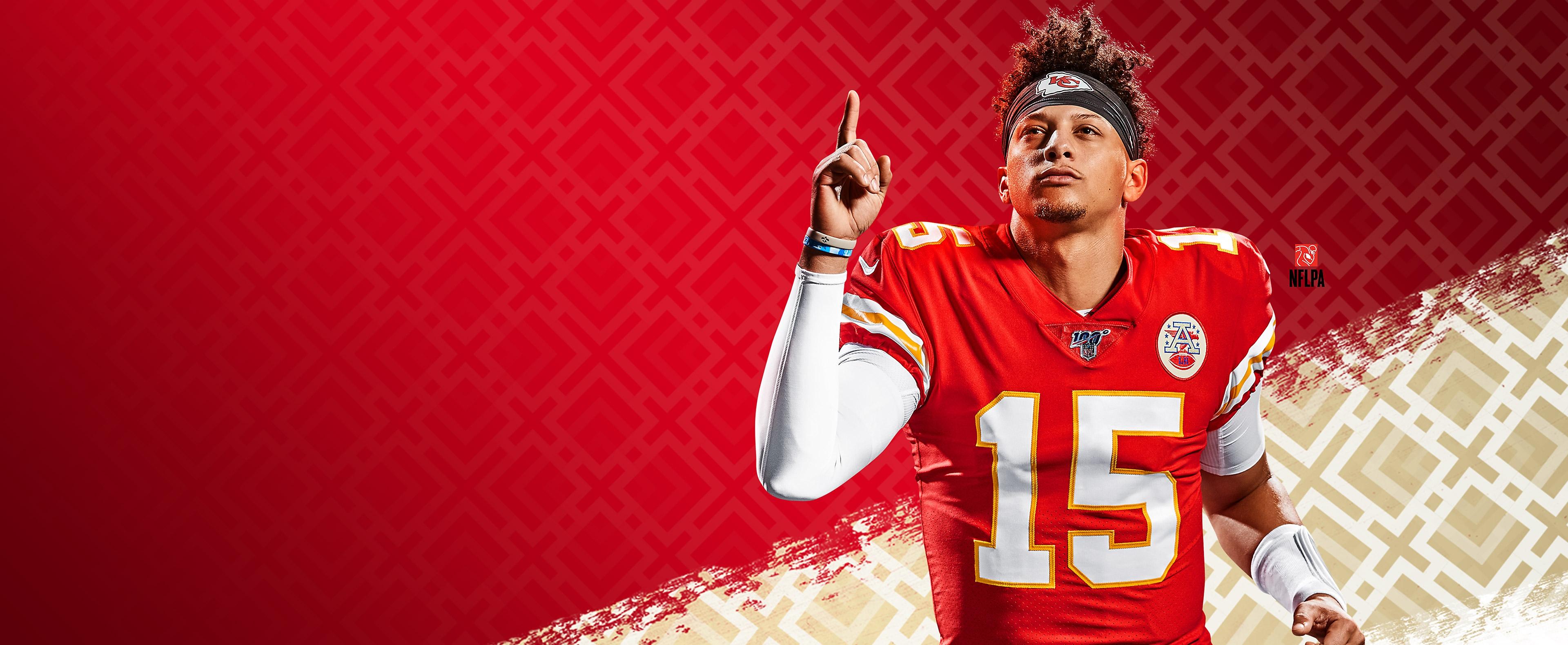 Héroe Madden NFL 20 - Arte de héroe