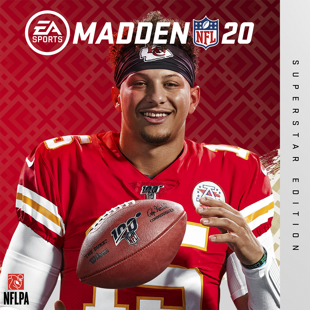 Madden NFL 20 - Superstar Edition Box Art